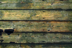 Old wood boards as texture Stock Image