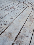 Old wood boards parquet Royalty Free Stock Image