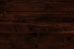 Old wood brown background. Stock Photography