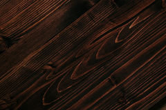 Old wood brown background. Royalty Free Stock Images