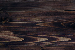 Old wood brown background. Stock Image