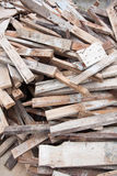 Old Wood Chips Background Royalty Free Stock Photos