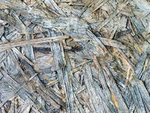 Old wood chips background Stock Photos