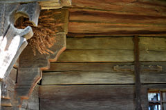 Old Wood Church Royalty Free Stock Photography