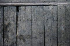 Old wood damaged for background. Old wooden desck board damaged for background Stock Images