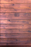 Old wood dark brown Wall Royalty Free Stock Photos
