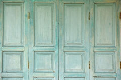 Free Old Wood Door Stock Photography - 32446592