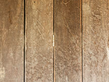 Old wood door. Royalty Free Stock Photography