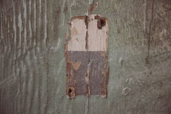 Old Wood Door Texture Royalty Free Stock Images