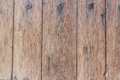 Old wood door texture Royalty Free Stock Image