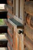 Old wood door Royalty Free Stock Photos