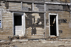 Old wood farmhouse stock photography