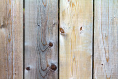Old wood fence siding boards Stock Photography