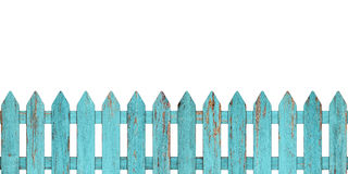 Old wood fence Royalty Free Stock Photos