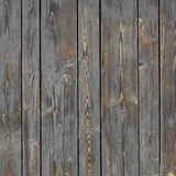 Old Wood Flat Plank Panel Stock Photo