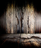 Old wood floor Royalty Free Stock Photography