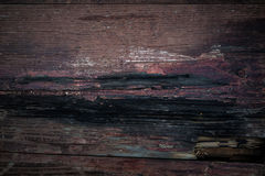 Old wood floor Royalty Free Stock Images