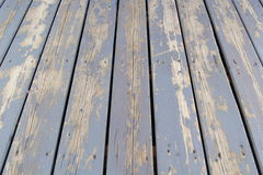 Old wood floor Royalty Free Stock Image