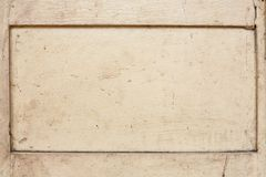 Old wood frame Royalty Free Stock Photos