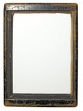 Old wood frame Royalty Free Stock Image
