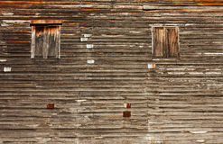 Old wood house Stock Photography