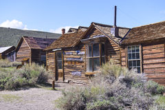 Old wood House stock photos