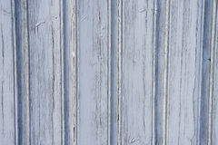 Old wood. With light blue paint Royalty Free Stock Image