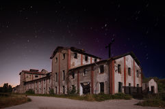 Old wood manufactures. In Navarra Royalty Free Stock Image