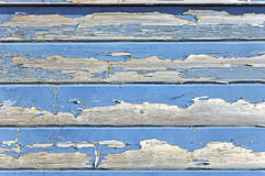 Old wood painted background Stock Photos