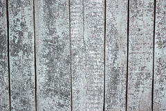 Old wood painted. Grunge wood background with old paint Stock Photography