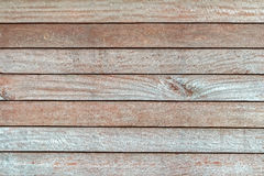 Old Wood Panel Background, Natural color Royalty Free Stock Images