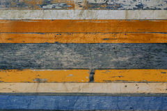 Old Wood Panel Royalty Free Stock Images