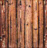 Old wood panels Royalty Free Stock Photos