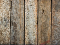 Old wood panels Royalty Free Stock Photography