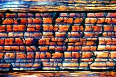 Old wood pattern Stock Photo