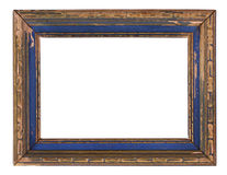 Old Wood Picture Frame Royalty Free Stock Photos