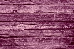 Free Old Wood Pink Color Dye Tone Royalty Free Stock Photography - 124552507