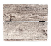 Old wood plank royalty free stock image
