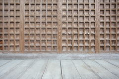 Old wood plank Royalty Free Stock Images