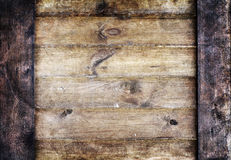 Old wood plank background or texture Royalty Free Stock Image
