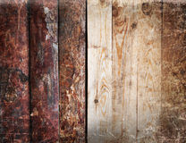 Old wood plank background or texture Royalty Free Stock Images