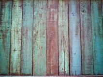 Old wood plank background and wallpaper Royalty Free Stock Photography