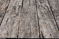 Old wood plank. Stock Images