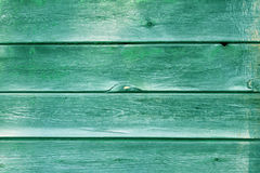 Old wood plank green texture background. Stock Photo