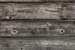 Old wood plank with knots texture background. Old wood plank with knots and joints texture background stock image
