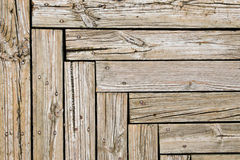 Old wood plank Stock Photography