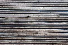 Old wood plank texture for background Royalty Free Stock Photo