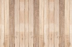 Old wood plank wall background, Old wooden uneven texture pattern background. For background royalty free stock images
