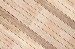 Old wood plank wall background, Old wooden uneven texture pattern background. For background royalty free stock photos