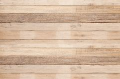 Old wood plank wall background, Old wooden uneven texture pattern background. For background Stock Image